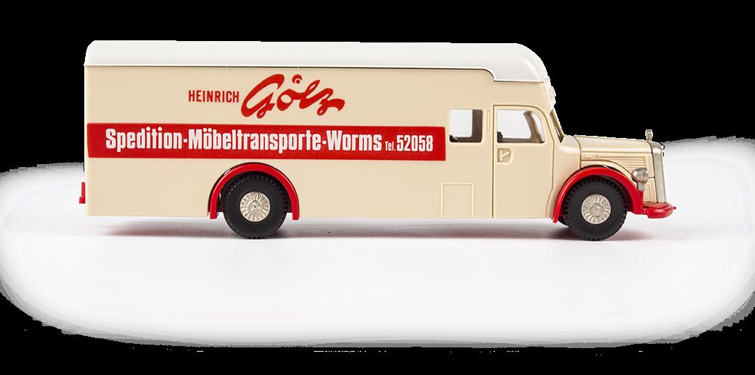 Heinrich Gölz Transporte Worms